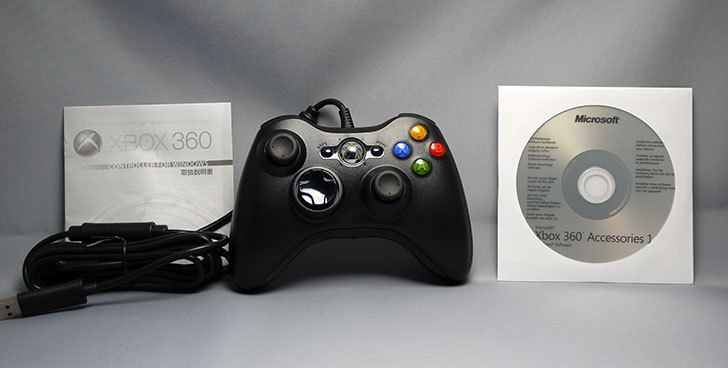 Xbox-360-Controller-for-Windows-リキッド-ブラック-52A-00006を買った5.jpg